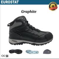 Sepatu Safety Eurostat-Graphite