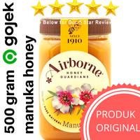(ORI) Airborne Madu Manuka Honey Airborn anti virus Immune Booster