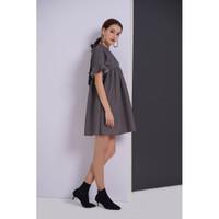 Dress Wanita EDITION ED75 Short Sleeveless - BLACK