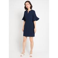 Dress Wanita EDITION Body Fit Ed19 - BLUE