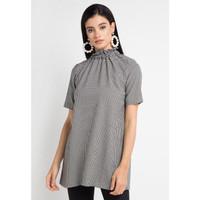 Dress Wanita EDITION ED31 Short Sleeve - BLACK