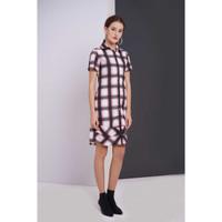 Dress Wanita EDITION ED73 Short Sleeveless - BLACK