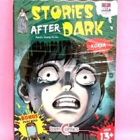 buku novel komik misteri horor Stories After Dark : Korea