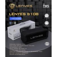 speaker bluetooth lenyes S108 waterproof IPX7