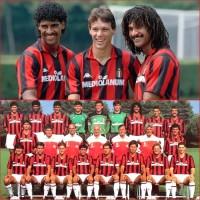 JERSEY AC MILAN HOME 1988-1989