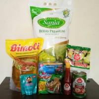 Paket Sembako 9 PROMO