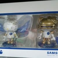 Hello Kitty Robot Figurine Special Edition Kolektor Collector Figure