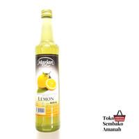 Marjan Lemon 460ml, sirup