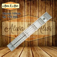Top Filter Talang / box filter aquarium 100cm