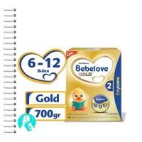 Bebelove 2 700gr / Susu Formula 6-12 Bulan