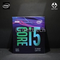 Intel Core i5-9400F 2.9Ghz Up To 4.1Ghz - Cache 9MB [Box] LGA 1151