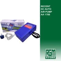 RECENT AA - 1788 DC AUTO aerator portable listrik otomatis baterai