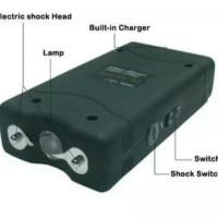 Stun gun/Alat Setrum Kejut Listrik Senter /Self - Defensive flashlight