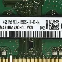 BEST SELLER RAM DDR 3 Samsung 4GB PC3-12800 DDR3-1600 SODIMM