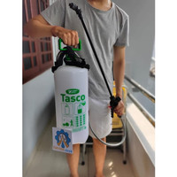 Alat Semprot Sprayer TASCO 8 LITER Semprotan Hama Atau Desinfektan