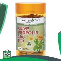 Healthy Care Propolis & Olive Leaf 180 Capsules Grosir