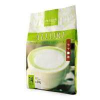 ESPRECIELO Allure Japan Green Tea Latte 336gr Teh Hijau Jepang 14x24gr