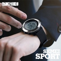 Watch 1267/8 🚚 SKMEI Jam Tangan Couple Fashion Outdoor Sports