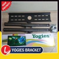 Bracket TV Breket Braket LED LCD TV 32 27 24 22 21 17 Inch Original As