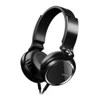 Sony Extra Bass Headphone MDR-XB250 - HitamWWqxCZ17560