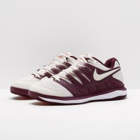Sepatu Tenis Nike Womens Air Zoom Vapor X Hc - Bordeaux/Phantom/White/