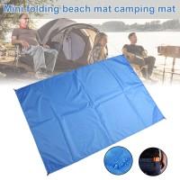 Matras / Selimut Lipat Portable Anti Air untuk Outdoor / Piknik /