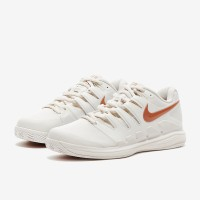 Sepatu Tenis Nike Womens Air Zoom Vapor X Clay -Phantom/Metallic Rose