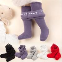 Legging tutup kaki tebal anak / bayi import cocok untuk udara dingin