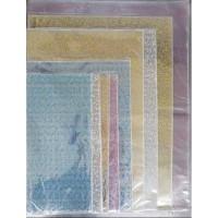 Plastik Snack Ulang Tahun / Plastik Parcel / Plastik Souvenir 22x45cm
