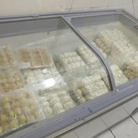 Ready Stok Bakpao Isi Ayam Merah 15Pcs (Non Msg & Pengawet) Promo