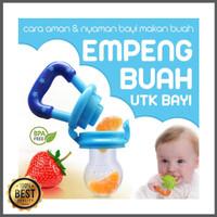 EMPENG BUAH BABY FRUIT & FOOD FEEDER / EMPENG BUAH BAYI / FRUIT Disko