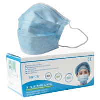 Masker Medis 3 Ply / Surgical Masker / Disposable Mask / Masker Mulutt