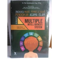 Inovasi Model Pembelajaran Pendidikan Agama Islam-Titin Nurhidayati