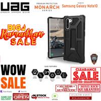 Case Samsung Note 10 Urban Armor Gear UAG MONARCH - Black