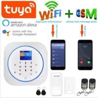 Alarm Rumah Teknobi WIFI Alarm System Tuya Smart Life