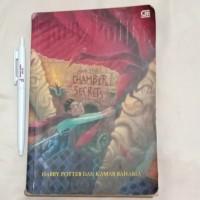 Novel Harry Potter dan Kamar Rahasia (th 2000)