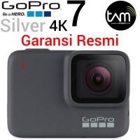Gopro Hero 7 TAM Hero7 Silver Garansi Resmi 4K Action Cam Camera