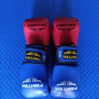 sarung tinju boxing glove Fighter murah