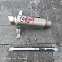 KNALPOT AR1 RCB DOS cld KOU D50 51 Jrm KNALPOT racing Silencer AR1