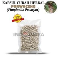 PURWACENG 100 Kapsul Herbal Jamu Kuat Pria Libido Testosteron Booster