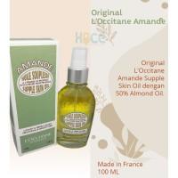 Loccitane Almond Supple Skin Oil Original Utk Strechmark