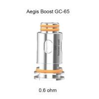 Coil Aegis Boost MESH 0.6 Ohm 15-25W by Geek V - Refill Aegis Boost TH