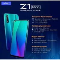 Vivo Z1 Pro RAM 6/128 Garansi Resmi