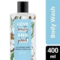 Love Beauty and Planet - Body Wash - Coconut Mimosa Flower (400ml)
