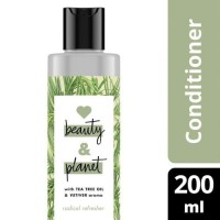 Love Beauty and Planet - Conditioner - Tea Tree Oil n Vetiver (200ml)
