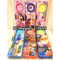 Pencil Case/Tempat Pensil Magnet S-9699
