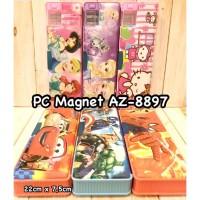 Pencil Case/Tempat Pensil Magnet AZ-8897