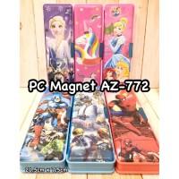 Pencil Case/Tempat Pensil Magnet AZ-772