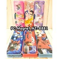Pencil Case/Tempat Pensil Magnet AZ-8881