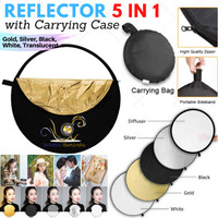 Reflector 5 IN 1 - 110 CM High Quality Reflektor 5IN1 - 110CM